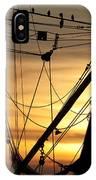 Shrimp Boat Rigging IPhone Case