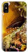 Shrimp Vogue IPhone Case