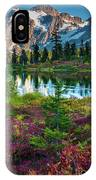 Shuksan Autumn IPhone Case