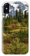 Shuksan Autumn IPhone Case