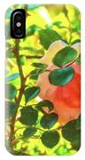 Sketchy Rose IPhone Case