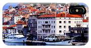 Sibenik Waterfront IPhone Case