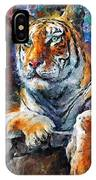 Siberian Tiger IPhone Case