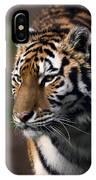 Siberian Tiger IPhone Case