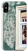 Sibiu Window Reflections - Romania IPhone Case