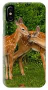 Sibling Love IPhone Case
