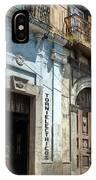 Side Street Homes Antiqua Guatemala 3 IPhone Case