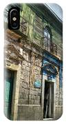 Side Street Homes Antiqua Guatemala 5 IPhone Case
