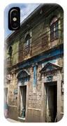 Side Street Quezaltenango Guatemala IPhone Case