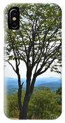 Sideling Hill Lookout  IPhone Case