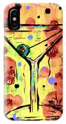 Sidzart Pop Art Martini This Is Sooo Mine IPhone Case