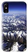 Sierra Nevada Range IPhone Case