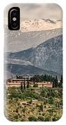 Sierra Nevada View IPhone Case