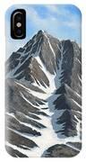 Sierra Peaks IPhone Case