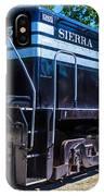 Sierra Ry 1265 IPhone Case