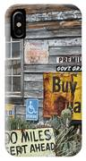 Sign Sign, Everywhere A Sign IPhone X Case