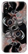Significance And Abstraction IPhone Case