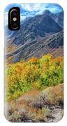 Signs Of Grandeur  IPhone Case