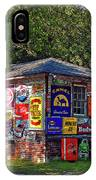 Signs Of Past Times IPhone Case