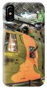 Sikorsky Hh-3 Jolly Green Giant IPhone Case
