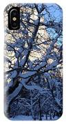 Silence In The Trees Yosemite IPhone Case