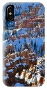Silent City Winter IPhone Case