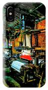 Silk Looms IPhone Case