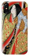Silk Painting IPhone Case