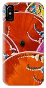 Silk Umbrella Factory IPhone Case