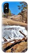 Silver Creek Up High IPhone Case