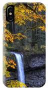 Silver Falls State Park Oregon IPhone Case