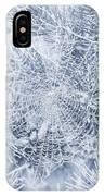 Silver Filigree IPhone Case