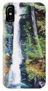 Silver Thread Falls IPhone Case