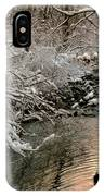 Silvered Shores IPhone Case