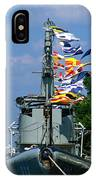 Silversides Flags IPhone Case