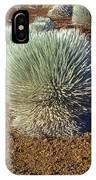 Silversword Wildflower IPhone X / XS Case