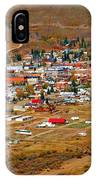 Silverton Town Site IPhone Case