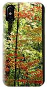 Simply Autumn IPhone Case