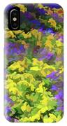 Simply Soft Colorful Garden IPhone Case