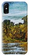 Sinamaica Lake - Venezuela IPhone Case