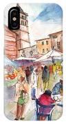 Sineu Market In Majorca 01 IPhone Case