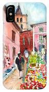 Sineu Market In Majorca 05 IPhone Case