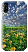 Sing For The Day IPhone Case