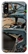 Singer 29k71 IPhone Case