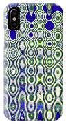 Single High Rise Abstract Phoenix IPhone Case