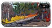 Singleton Autumn IPhone Case