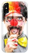 Sinister Clown IPhone Case