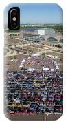 Sioux Falls Rise/shine 3 IPhone Case