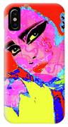 Siouxsie With Dragon Tattoo IPhone Case
