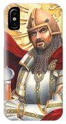 Sir Gawain IPhone Case